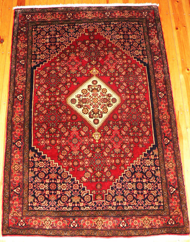 Qashqai Rug 165x112 FAR41 - Persian Tribal Rugs