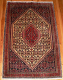 Bijar Rug 176x115 Z645 - Persian Tribal Rugs - 2