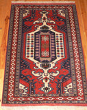 Quchan Rug 170x120 9728 - Persian Tribal Rugs - 2