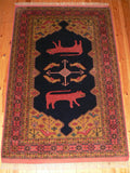 Quchan Rug 195x130 O501 - Persian Tribal Rugs - 2
