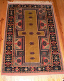 Quchan Rug 186x130 H466 - Persian Tribal Rugs - 2