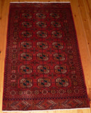 Turkman Rug 175x108 X6453 - Persian Tribal Rugs - 2