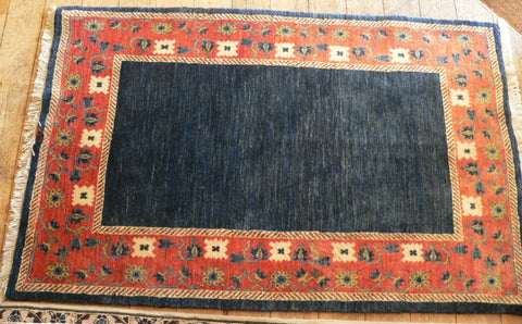 Gabbeh Rug 158x102 Z1278 - Persian Tribal Rugs