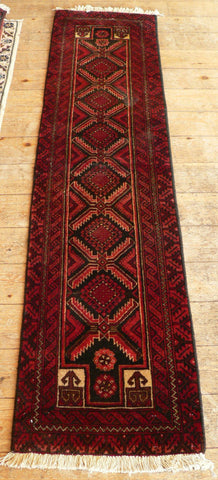 Balouch Rug 200x55 Z5026 - Persian Tribal Rugs
