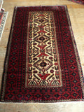 Balouch Rug 180x100 Z5081 - Persian Tribal Rugs