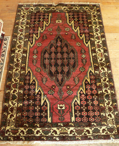 Hamedan Rug 202x133 Z5072 - Persian Tribal Rugs