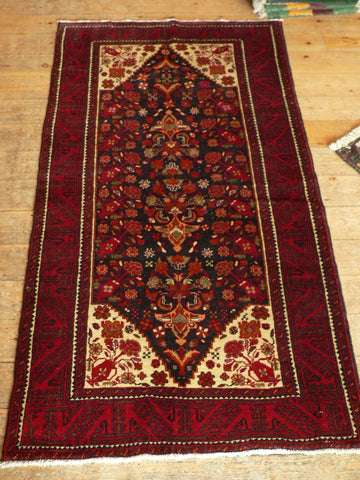Balouch Rug 188x100 Z5073 - Persian Tribal Rugs