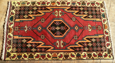 Hamedan Rug 130x85 Z5194 - Persian Tribal Rugs