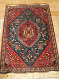 Kashkuli Rug 150x100 Z5091 - Persian Tribal Rugs