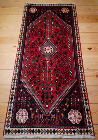 Abadeh Rug 138x60 Z6011