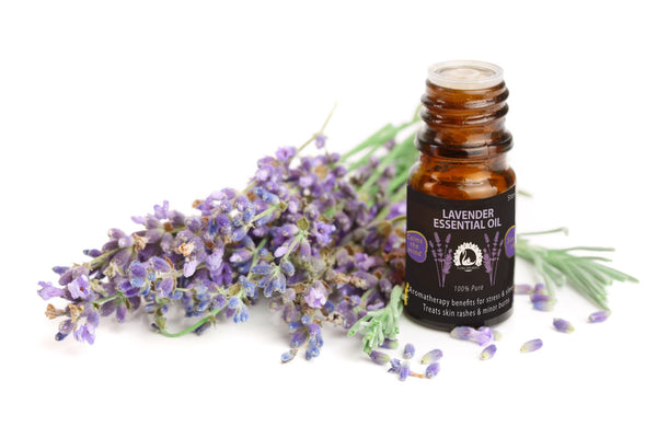 LAVENDER pure essential oil - 12 mL