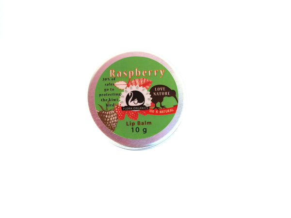 Lip Balm 'Luscious' - Raspberry