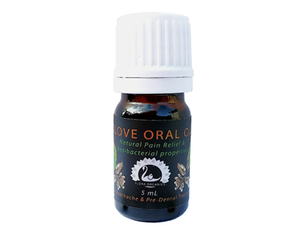 Clove Oral Oil - with oil of Clove for Dental pain