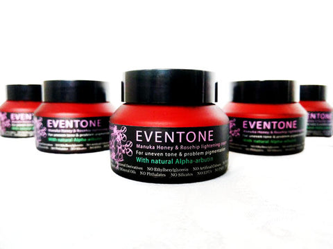 Eventone Manuka Honey & Rosehip Lightening Cream - for Day & Night
