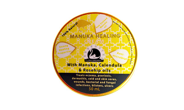 Manuka Healing Treatment Cream - 50 mL