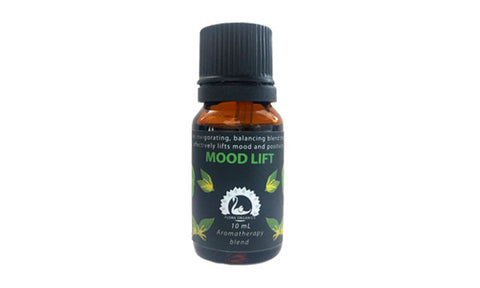 Aromatherapy blend - Therapeutic grade oils - MOOD LIFT - 10 mL