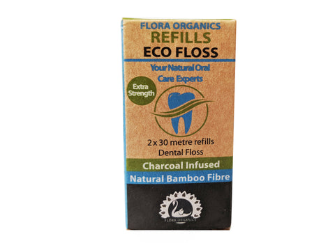 Eco Dental Floss TWO REFILL pack
