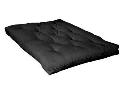 "6"" Fiber Filled Futon Mattress"