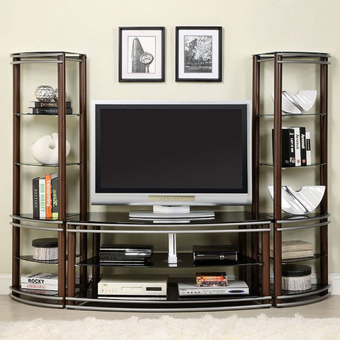 Silver Creek Entertainment Console