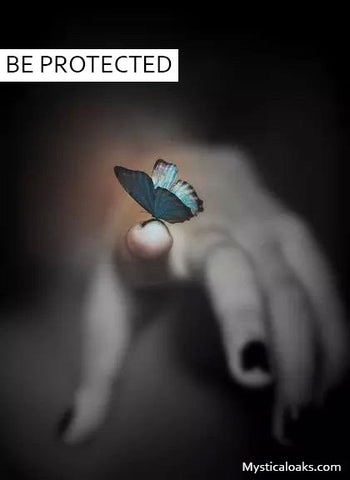 BE PROTECTED SPELL CASTING
