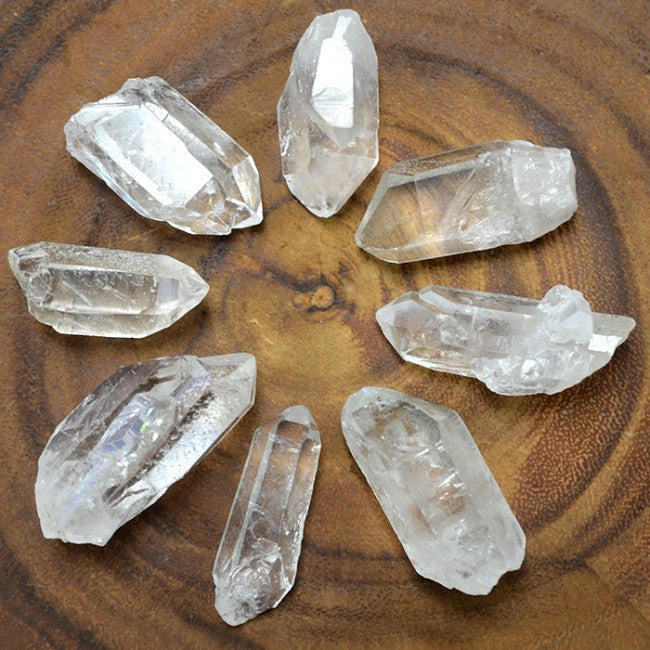 POSITIVE ENERGY CRYSTAL POINT