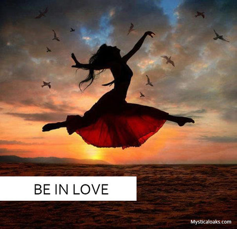 BE IN LOVE SPELL CASTING
