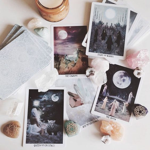 IMBOLC TAROT CARD READING