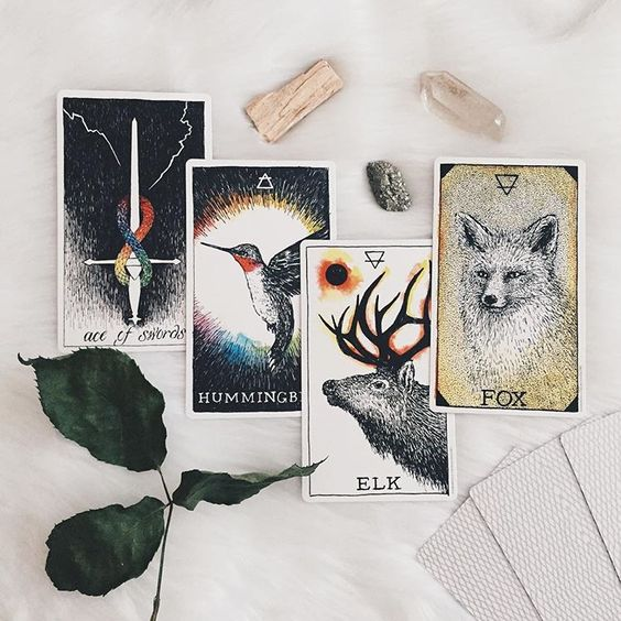 RID ANXIETY TAROT CARD READING
