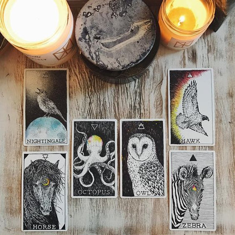 LUNAR ECLIPSE TAROT READING