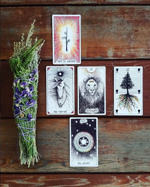 BIRTHDAY TAROT CARD READING