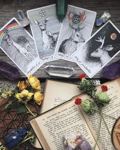 HIDDEN TRUTH TAROT READING