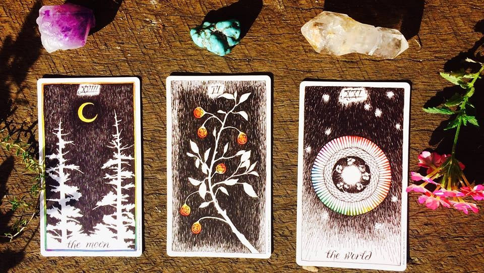 ACHIEVE BALANCE- TAROT CARD READING