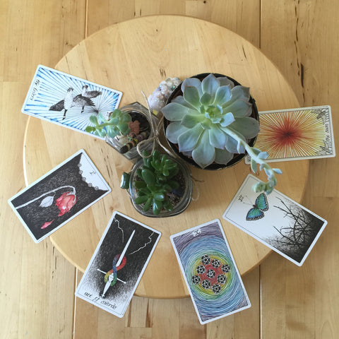 MERCURY RETROGRADE TAROT CARD READING