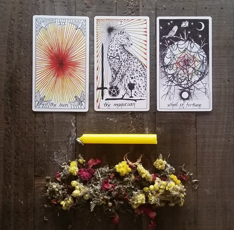 WEEK OF DAILY GUIDANCE TAROT CARD READINGS