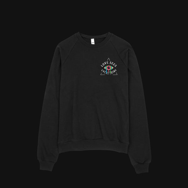 Pyramid Unisex Sweater