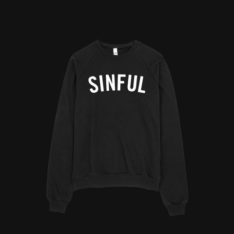 Sinful Unisex Sweater