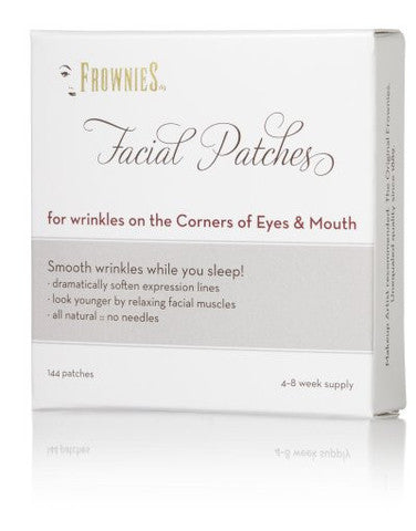 FROWNIES FACIAL PATCHES - CORNER OF EYES AND MOUTH