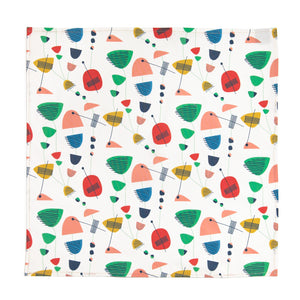 Organic Cotton Reusable Gift Wrap