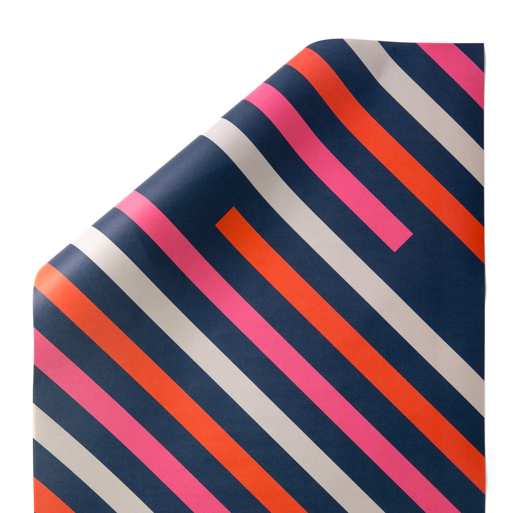 Gift Wrap, pack of 3 | STRIPES