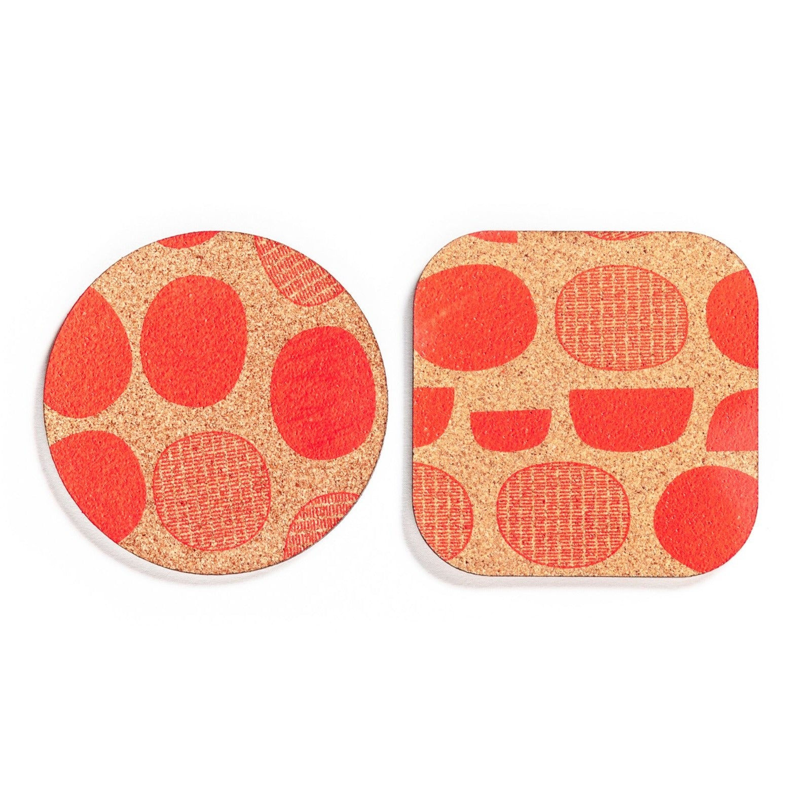 Cork Coasters | JOCELYN