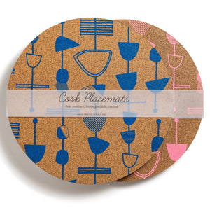 Cork Placemats | LIFE'S LITTLE PLEASURES