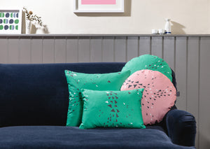 Cushion Cover, Rectangle | MURMUR | Reed Green