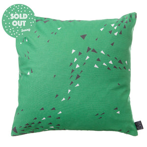 Cushion Cover, Square | MURMUR | Reed Green