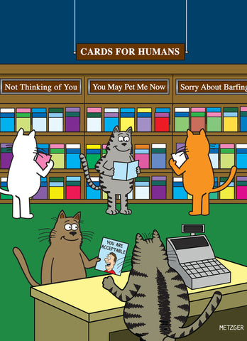 Cards For Humans