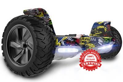 Hummer Cartoon Hero segboard