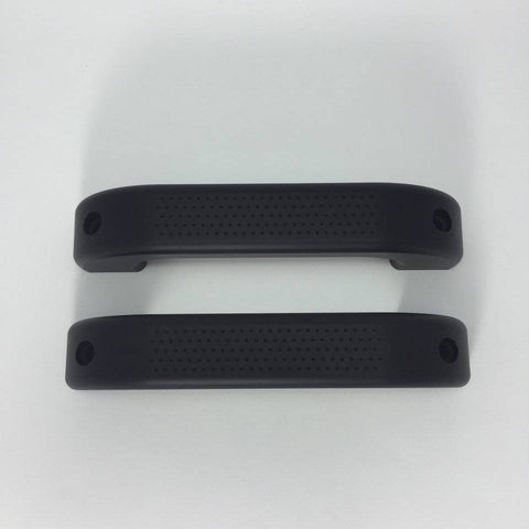 "Stealth Black A-Pillar ""Dash Dot"" FJ Cruiser Grab Handles"