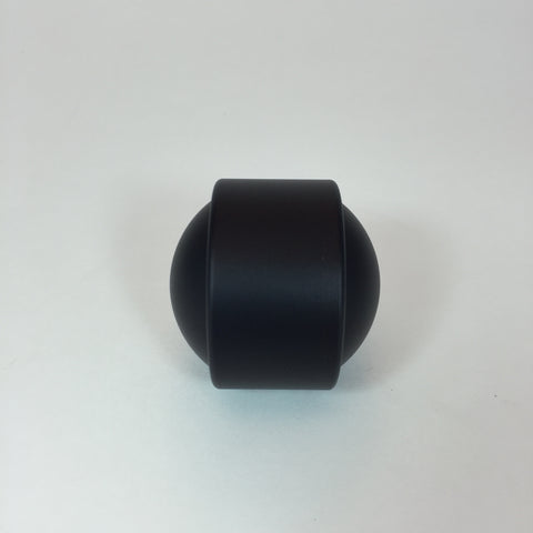 "CLEARANCE - Stealth Black M12 Generic Shift Knob - 1.75"" diameter"
