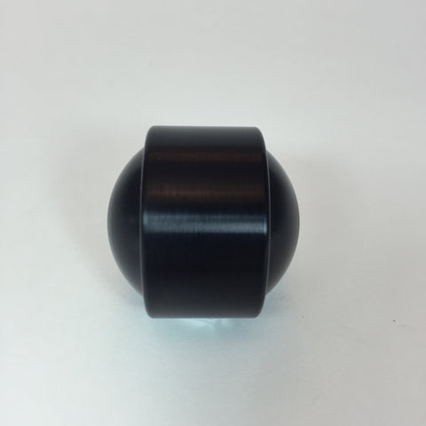 "Black M12 Generic Shift Knob - 1.75"" diameter"