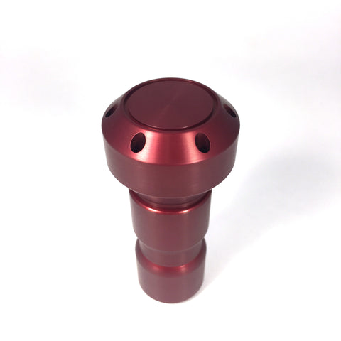 Red Tacoma Shift Knob - Automatic Transmission