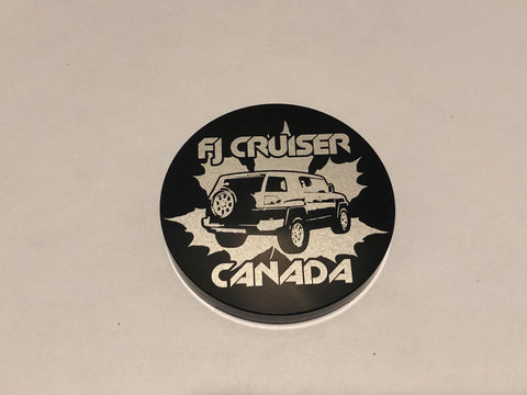 CLEARANCE - FJ Cruiser Canada - Maple Badge